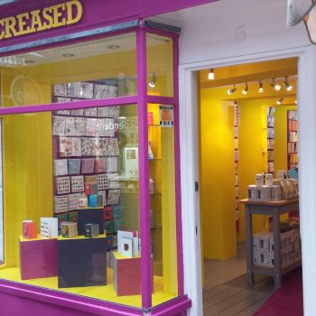 Creased Cards Shop Front Pic