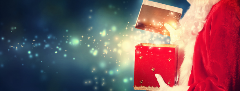 Christmas cards early banner