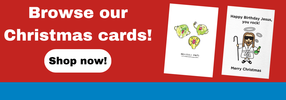 Browse our Christmas cards